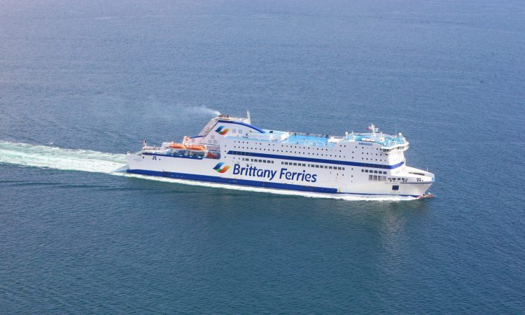 Brittany Ferries to run 3 new freight sailings per week between Ireland and France