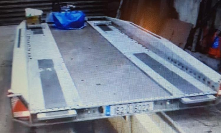 Gardaí seek info on thefts of Land Cruiser and trailer