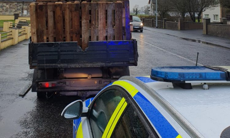 Vehicle brought to 'short' halt in Longford with court to follow