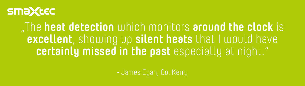 The heat detection which monitor around the clock is excellent
