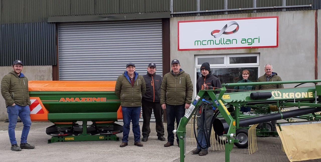 Farmhand appoints McMullan Agri as main dealer