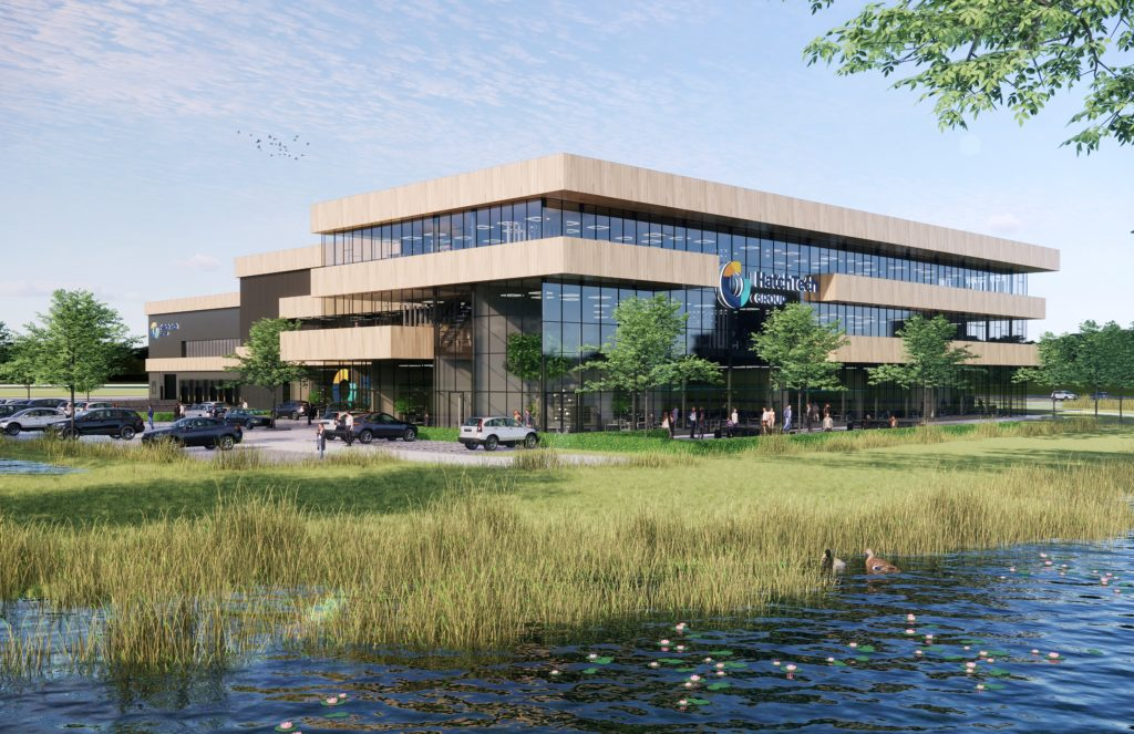 HatchTech reveals plans for new state-of-the-art headquarters