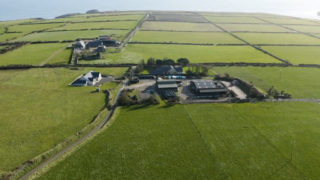George Goes Dairy Farming – Anthony Betts, in Tramore.