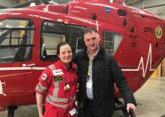 Meet the new 'Agri-business Group' hoping to keep NI's air ambulance flying