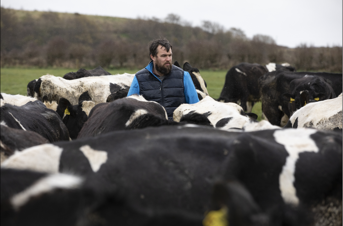 Improving milk solids is an absolute priority for this north Kerry dairy farmer