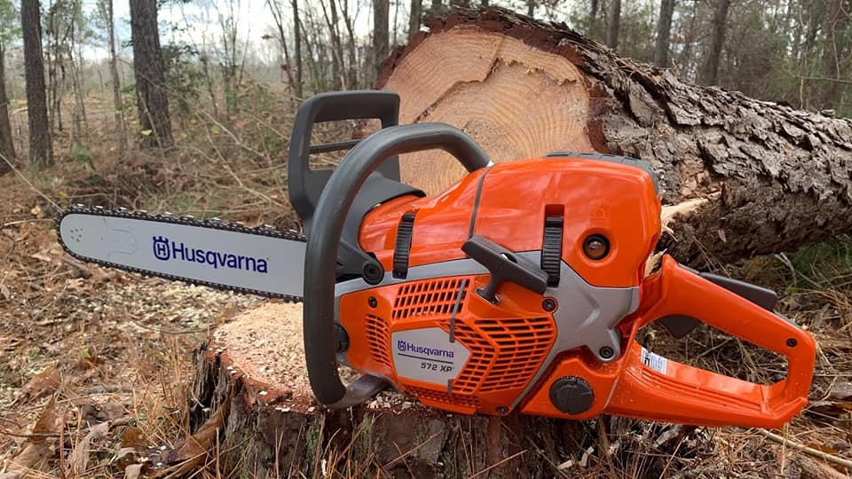 'They've put me out of business': Chainsaws stolen in brazen break-in