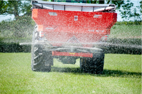 Fertiliser quality – don't settle for less