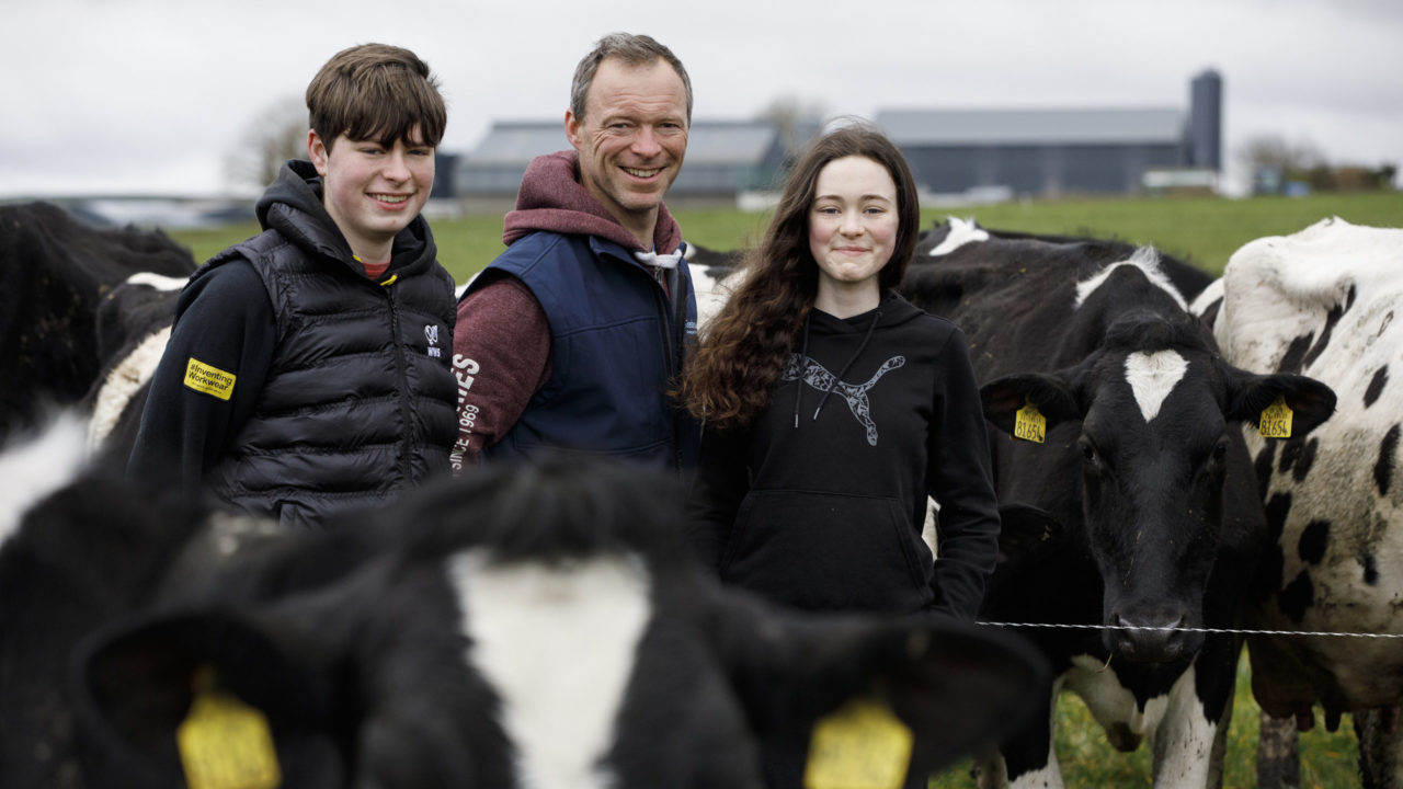 'Controlling the controllable' at the heart of dynamic dairy development plan in Kerry