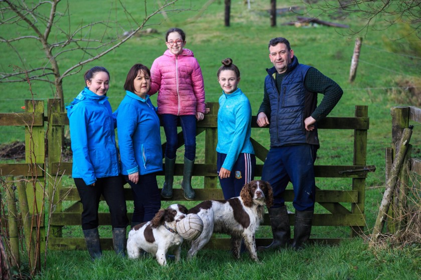 'People thought we were stone mad when we bought our farm'