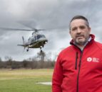 Air ambulance taskings increase by 21%…with farm accidents a common call-out