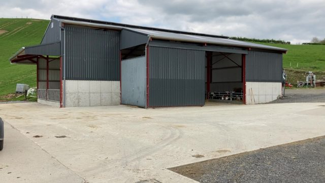 Buildings Focus: A sheep, calf and finishing unit all under one roof in Tipperary