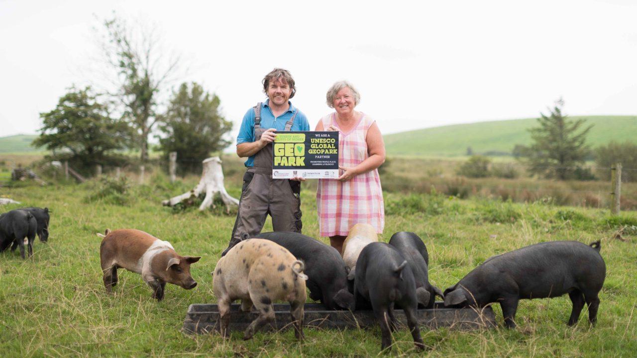 Farming couple: 'Climate change our biggest challenge'