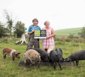 Farming couple: 'Climate change our biggest challenge'