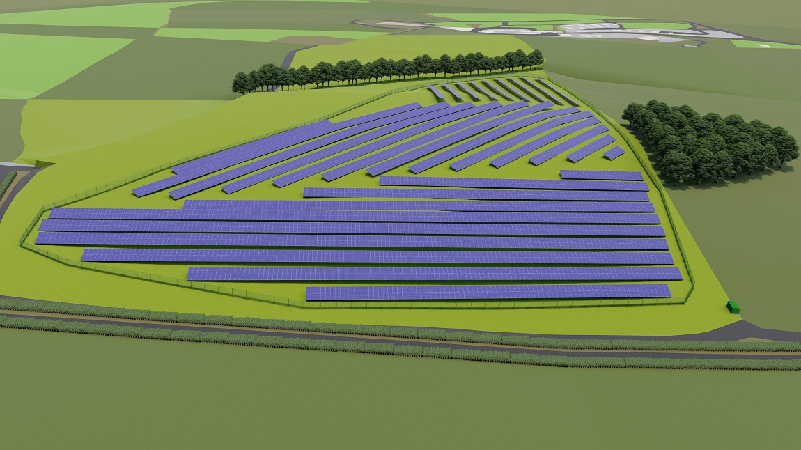 Welsh agricultural college to invest £2.5 million in 10ac solar farm
