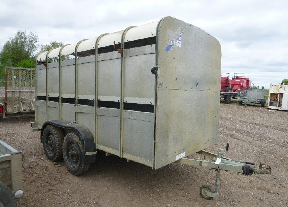 Gardaí investigating theft of property from machinery yard