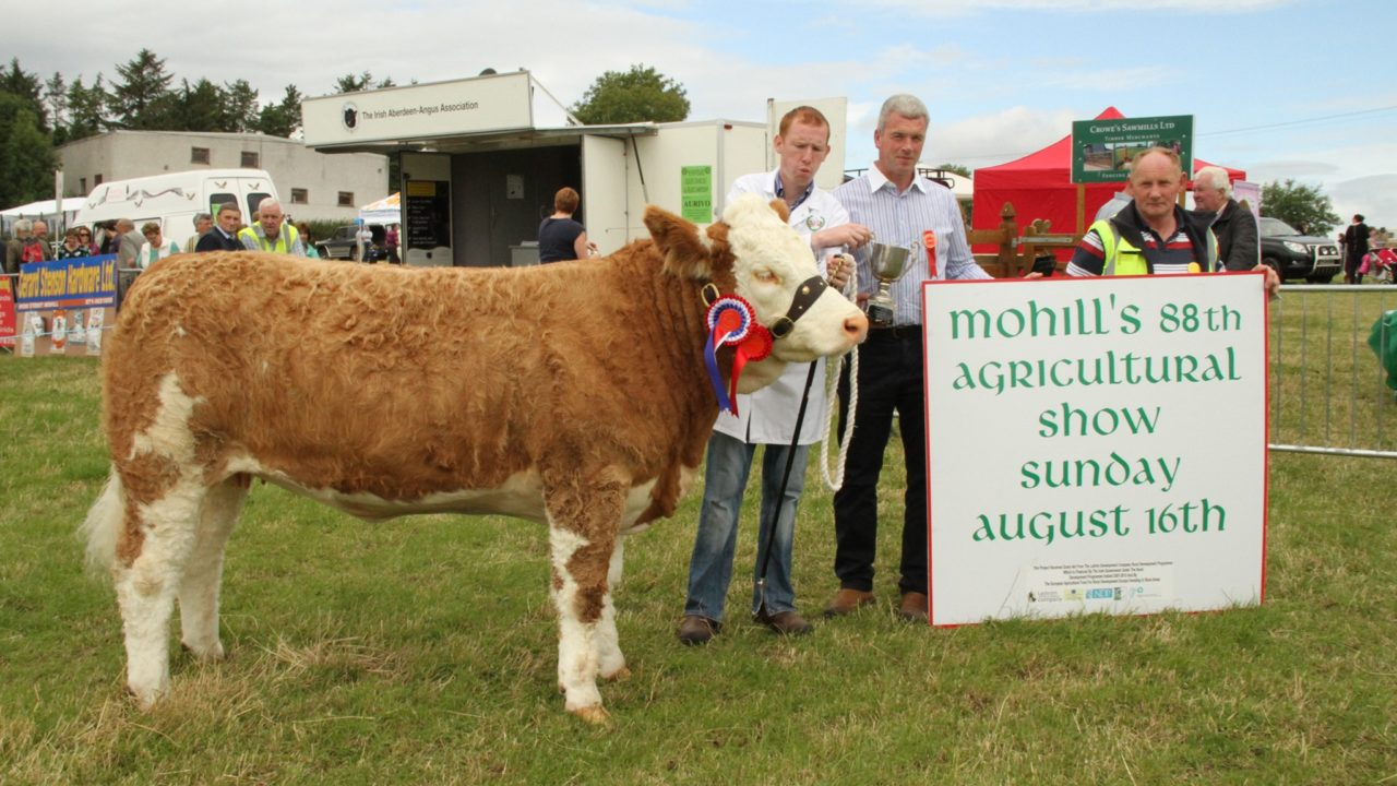 Mohill Agricultural Show postponed until 2022
