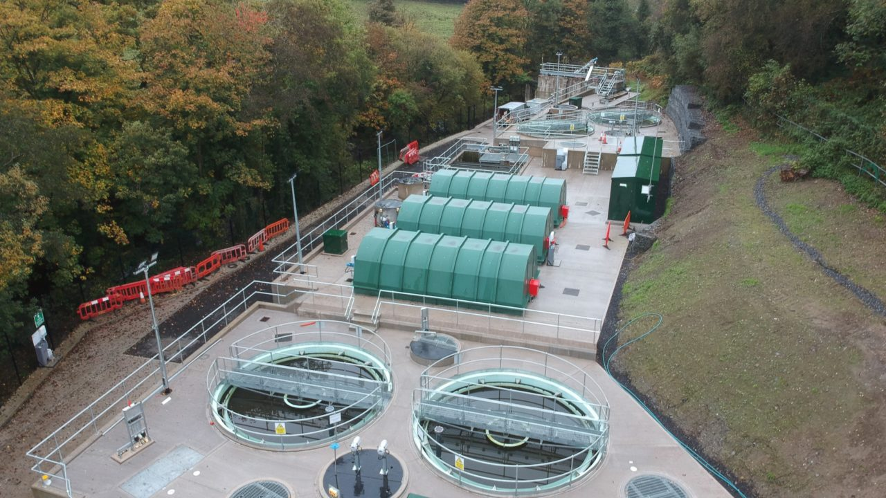 Crossborder water quality project marks halfway stage with completion of NI sites