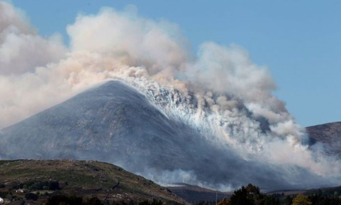 McGrath: Mournes wildfires highlight urgent need for all-island strategy