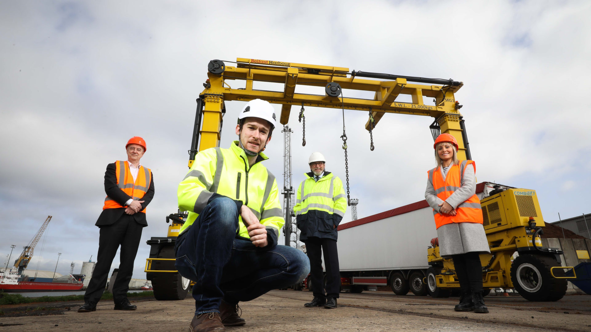 Agri-tech start-up which gives machinery the 'power of sight' clinches £75,000 prize fund