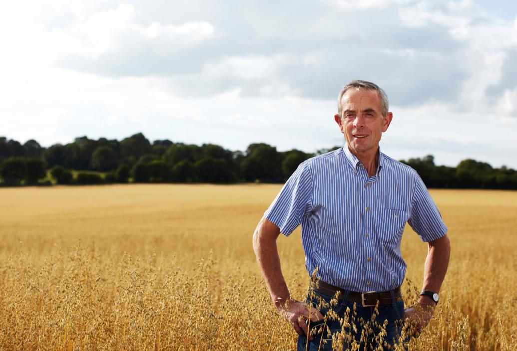 Porridge oats provide taste of success for Westmeath family