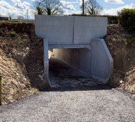 Infrastructure Focus: 'No more headaches' with the help of an underpass in Limerick