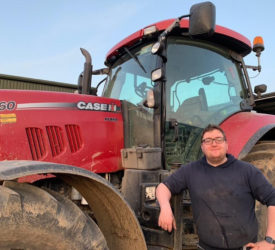 'It's pretty much a 24/7 job whether you want it that way or not' – Kildare farmer
