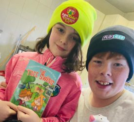 Young guest bloggers sought to highlight farm safety