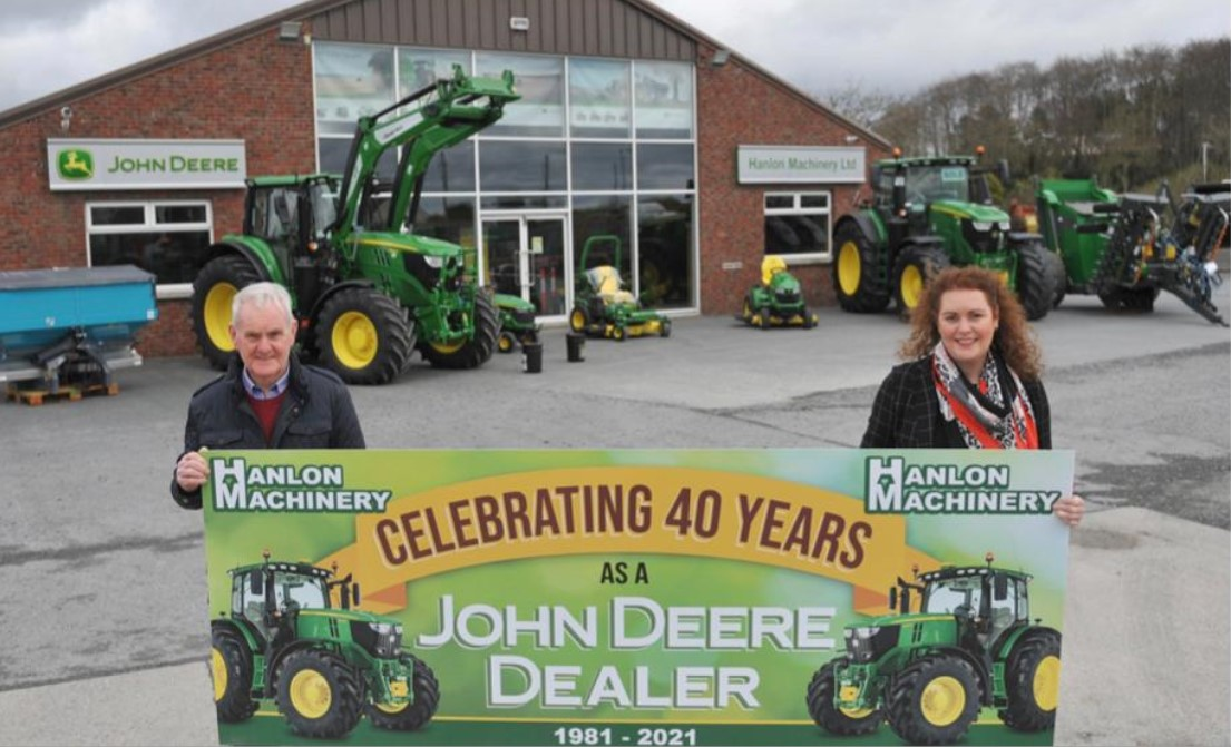 40 years going strong: Louth dealership hits major milestone