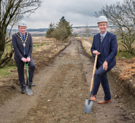 Poots announces £500,000 support for 'solar walk' rural tourism project
