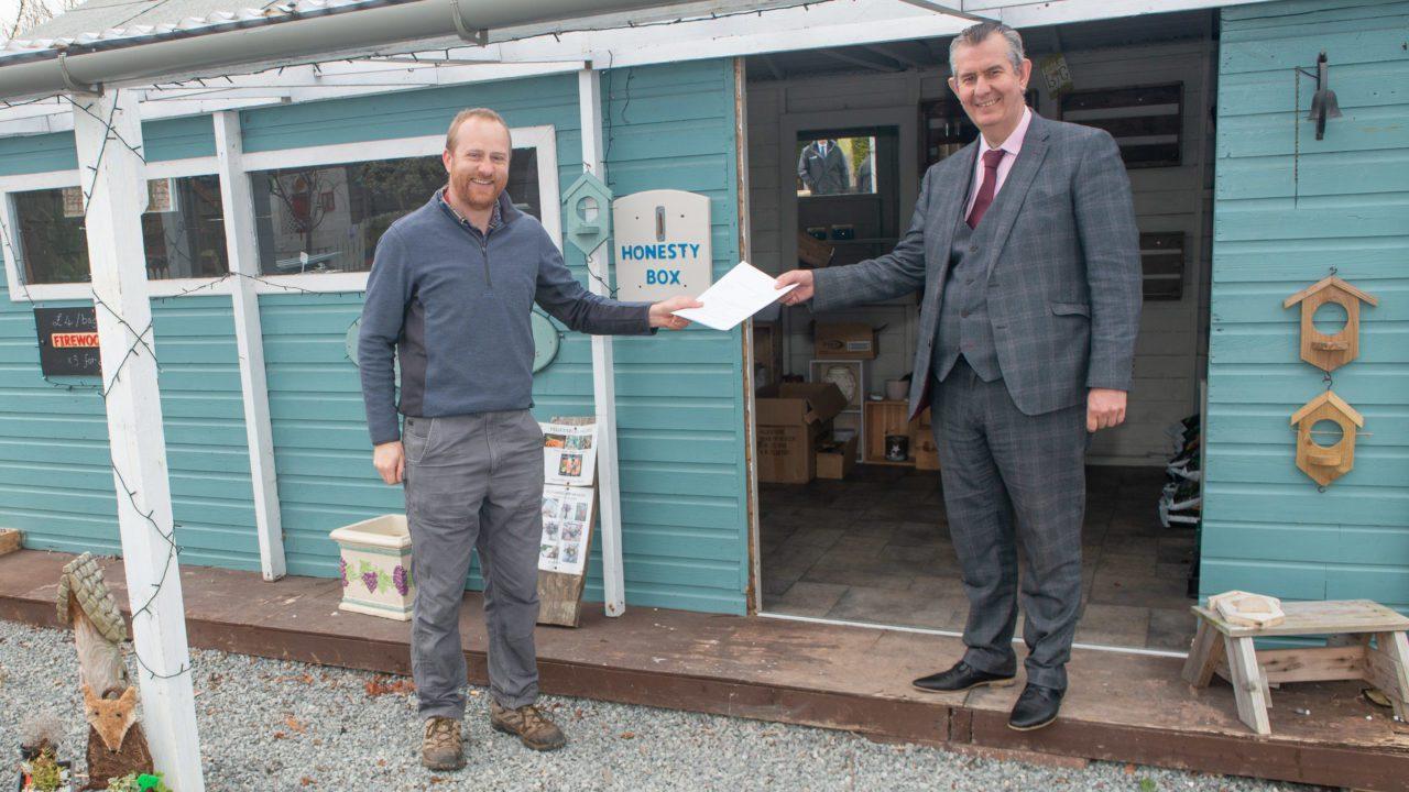 First rural funding scheme offer made to NI social enterprise
