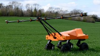Meet Tom: Agri-tech firm hits 'world-first milestone' with farm robot