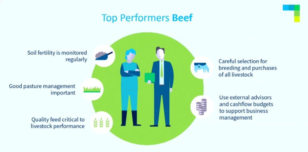 top performers beef
