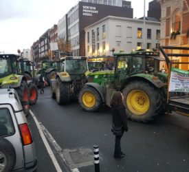 Individual Farmers of Ireland threatens to protest over climate bill