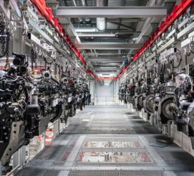 AGCO Power brings full automation to engine production