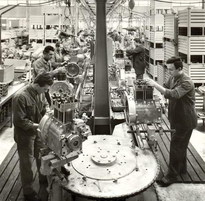 Lombardini factory