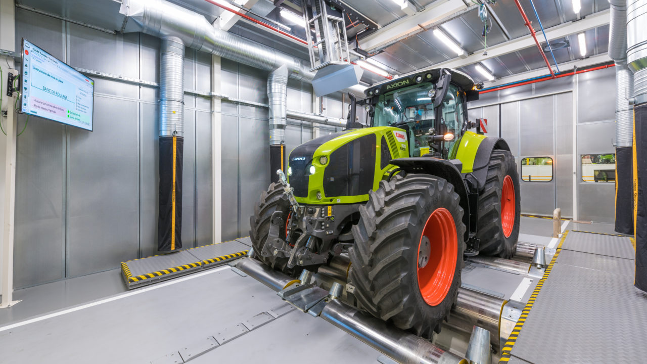 Claas reveals the fruit of its €40m investment