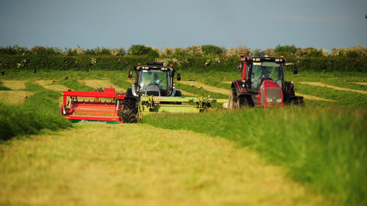 Kilkenny farmers focuses on making quality silage with minimal wastage