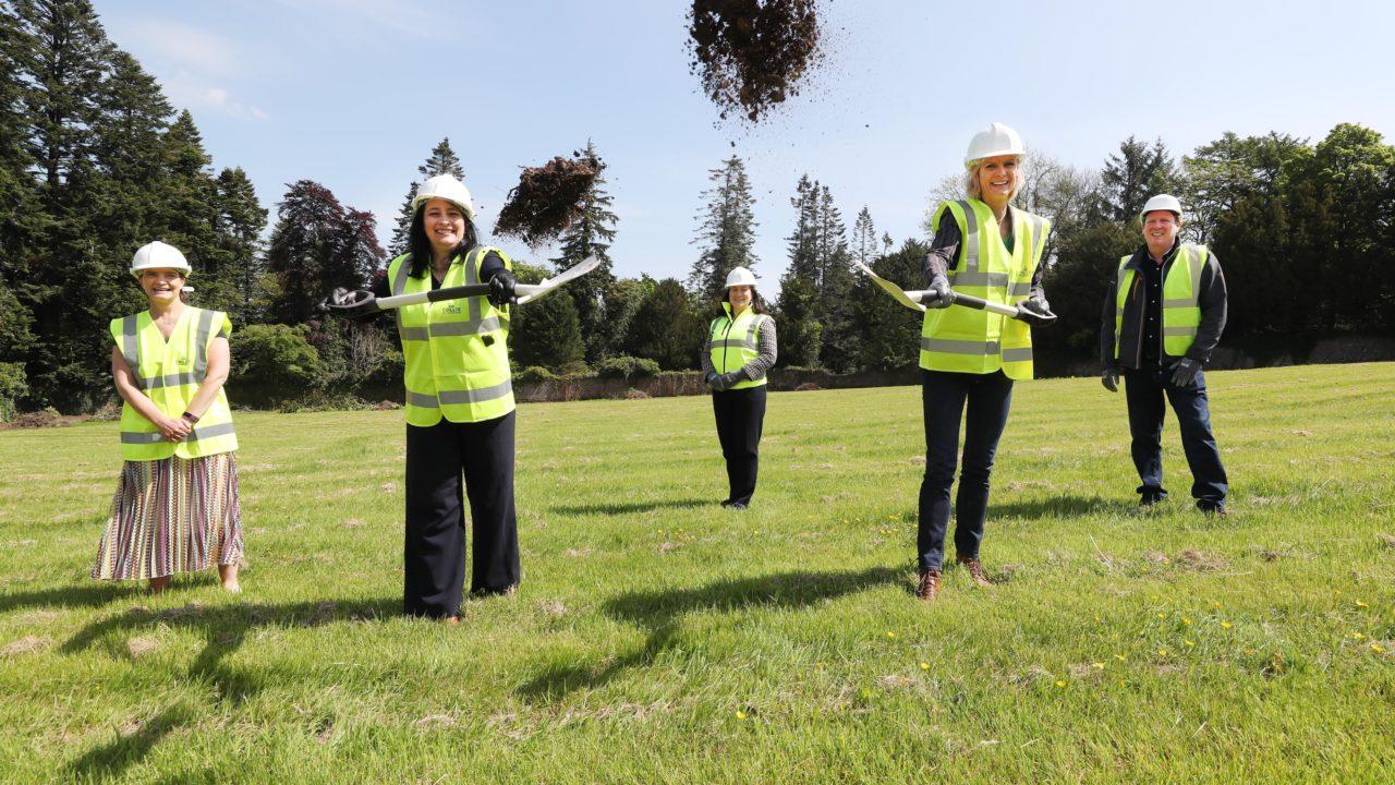 Ground broken on €16m Avondale Forest Park redevelopment