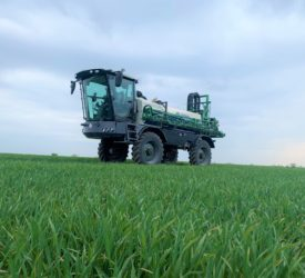Househam sprayer operators to 'travel in Claas'