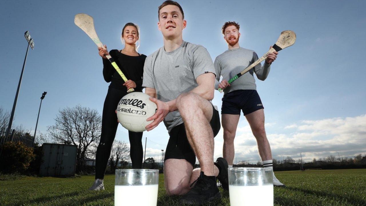 GAA stars raise a glass as World Milk Day hits 21