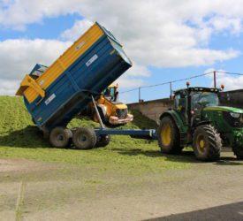 Grass Growth Series: Fertiliser applications on second cuts