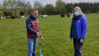 Two new Beef Technology Demonstration Farms unveiled for NI