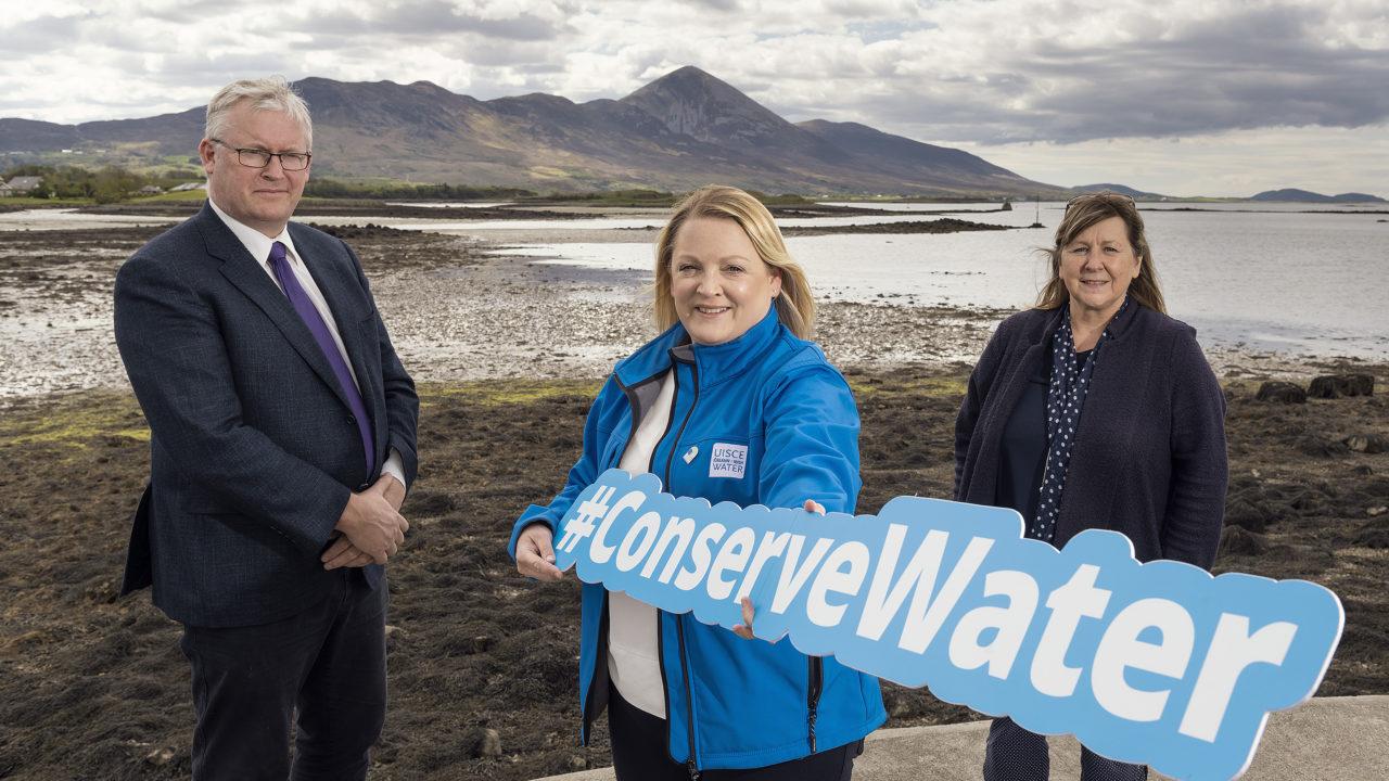 Westport chosen for Irish Water's 'sustainable towns' initiative