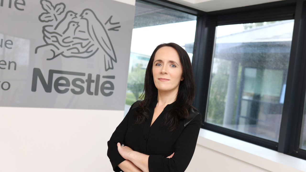 New head of sales appointed at Nestlé Ireland