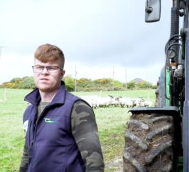A Virtual Farm Walk  on the farm of Green Acres Calf to Beef participants Jarlath & Austin Ruane