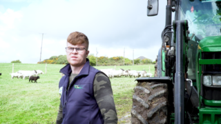 A Virtual Farm Walk  on the farm of Green Acres Calf to Beef participants Jarlath & Austin Ruane