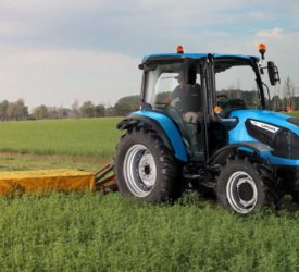 Kohler to power AgriArgo's smaller tractors