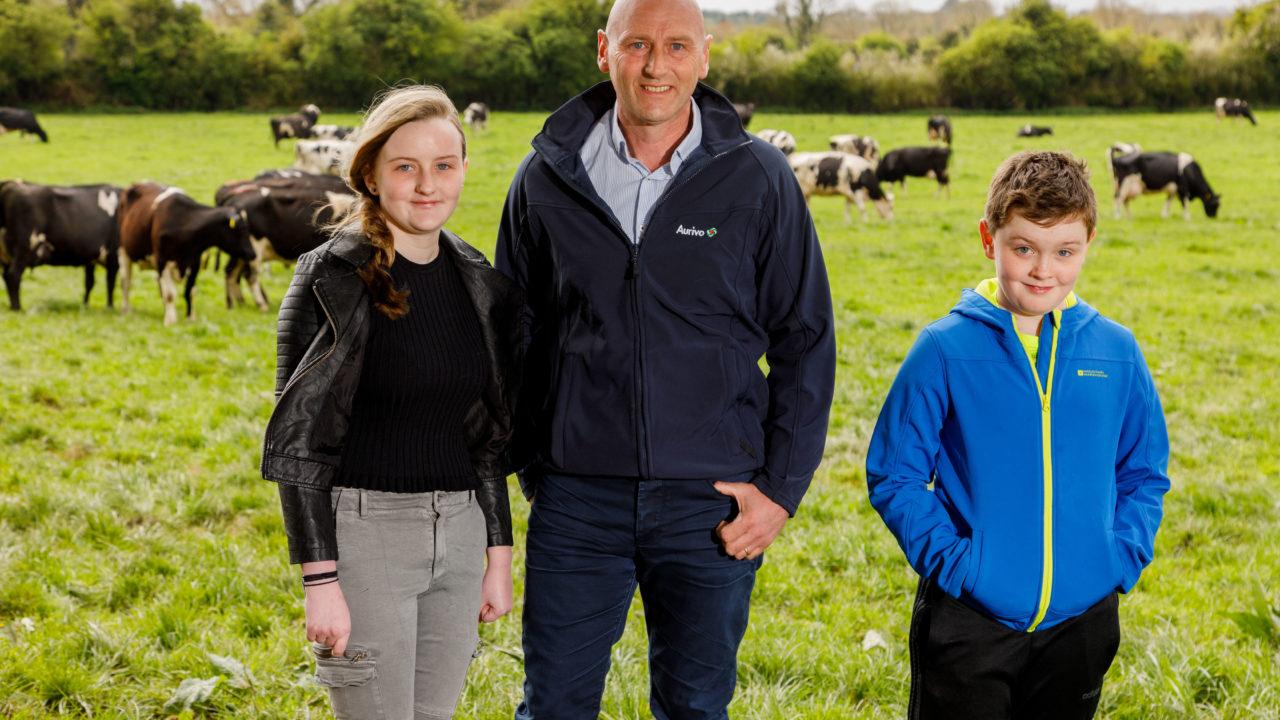 Westmeath farmer gets top marks at annual milk awards