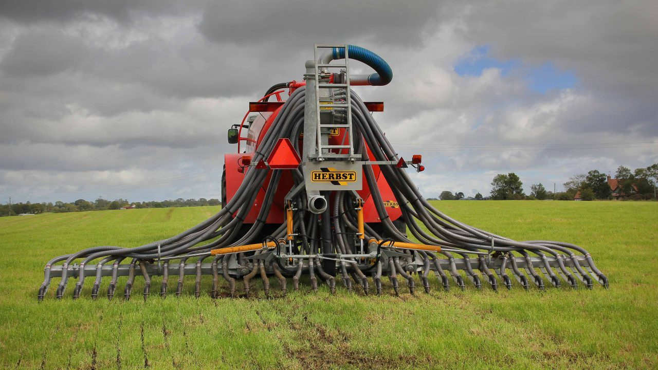 Making the most of slurry to replenish lost nutrients