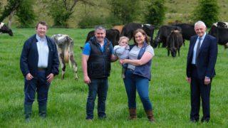 NI's new Beacon Farm Network begins carbon footprint benchmarking